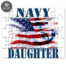 Navy Daughter Puzzle