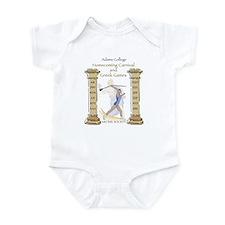 Adams College Homecoming Infant Bodysuit