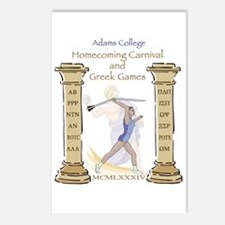 Adams College Homecoming Postcards (Package of 8)