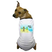 Beachtime Dog T-Shirt