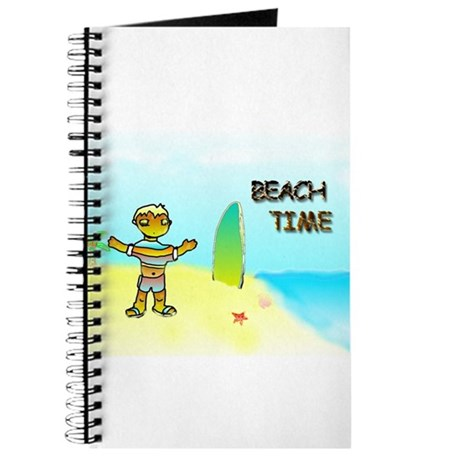 Beachtime Journal