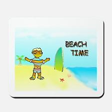 Beachtime Mousepad