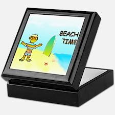 Beachtime Keepsake Box