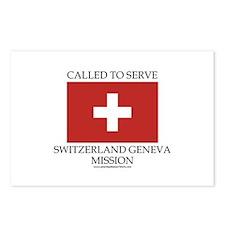 Switzerland Geneva Mission - Switzerland Flag - Ca