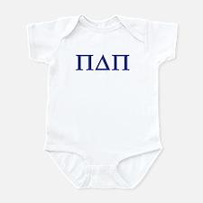 Pi Delta Pi Homecoming Infant Bodysuit