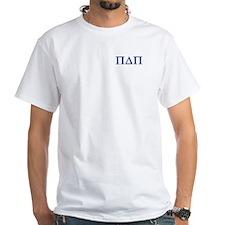 Pi Delta Pi Homecoming Shirt