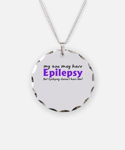 My son may have epilepsy Necklace