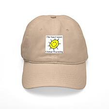 Sun Causes Global Warming Baseball Cap