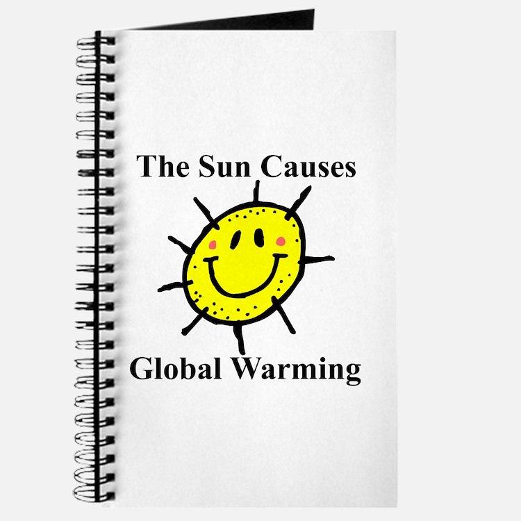 Sun Causes Global Warming Journal