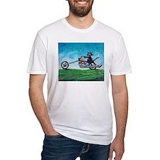 BIKER CAT - Shirt