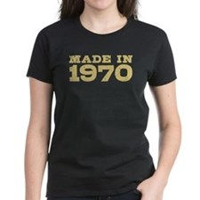 Made In 1970 Tee