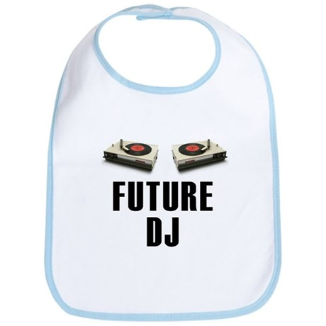"The ""Future DJ"" Bib"
