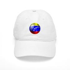 Venezuela Soccer Baseball Cap