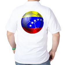 Venezuela Soccer T-Shirt