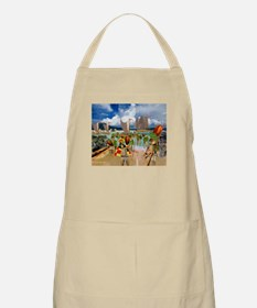 BBQ Apron, Returning From Battle