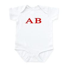 Alpha Beta Homecoming Infant Bodysuit