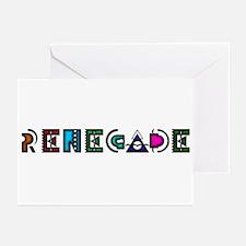 Renegade Designs Greeting Cards (Pk of 10)
