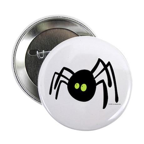 """Spider 2.25"""" Button (10)"""