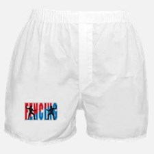 Fencing Boxer Shorts