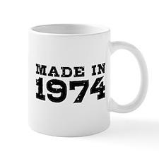Made In 1974 Mug