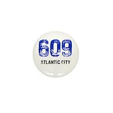 609 Mini Button (10 pack)