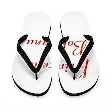 Princesa Boliviana Flip Flops