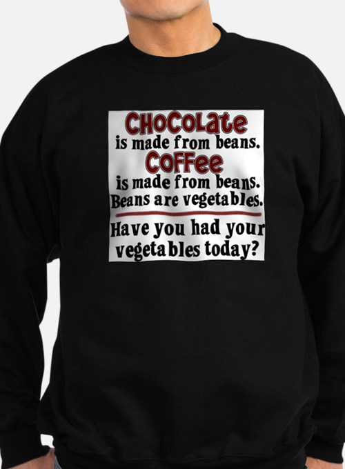 Chocolate & Coffee Sweatshirt