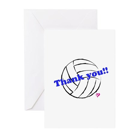 Thank you!! Greeting Cards (Pk of 10)