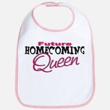 Future Homecoming Queen Bib