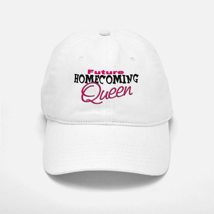 Future Homecoming Queen Baseball Baseball Cap