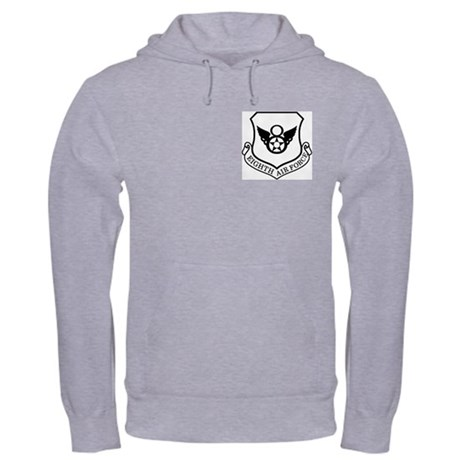8th Air Force Hooded Sweatshirt 5
