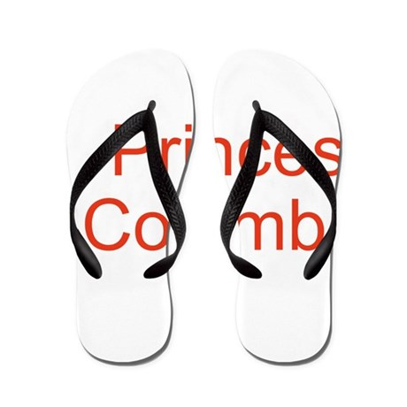 Princesa Colombiana Flip Flops