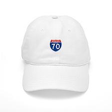 Interstate 70 - MO Baseball Cap