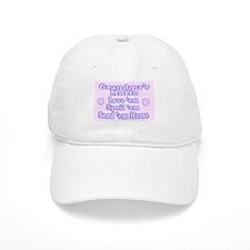 Baby Grandma's Motto Baseball Cap