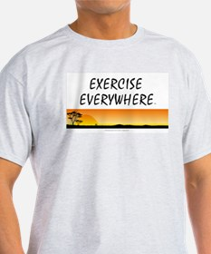 TOP Exercise Everywhere T-Shirt