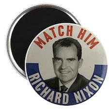 Nixon Campaign Magnet