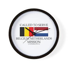 Belgium Netherlands Mission - Belgium Flag - Calle
