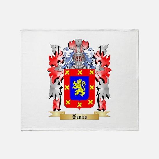 Benito Throw Blanket