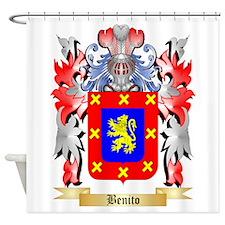 Benito Shower Curtain