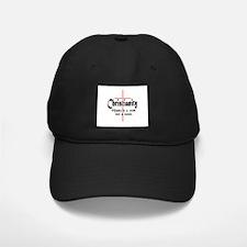 Christianity Baseball Hat