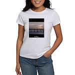 """San Diego """"Ocean Beach"""" Women's T-Shirt"""