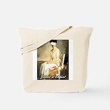 Justice is Elegant Tote Bag