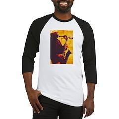 Jazz Player Baseball Jersey