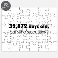 90th Birthday Puzzle