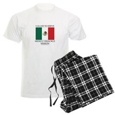 Mexico Veracruz Mission - Mexico Flag - Called to