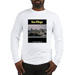 San Diego City Vista Long Sleeve T-Shirt