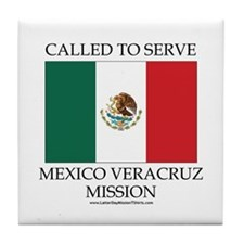 Mexico Veracruz Mission - Mexico Flag - Called to