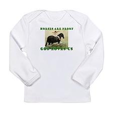 Proof God Loves us Long Sleeve T-Shirt