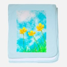 Buttercup Sky digital art by by April Dawn baby bl