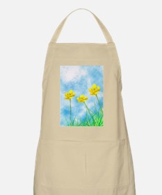 Buttercup Sky digital art by by April Dawn Apron